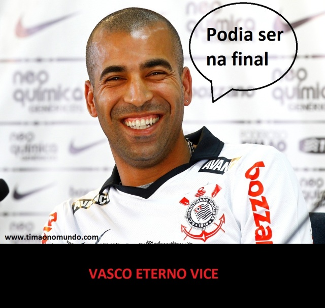 Timão classificado